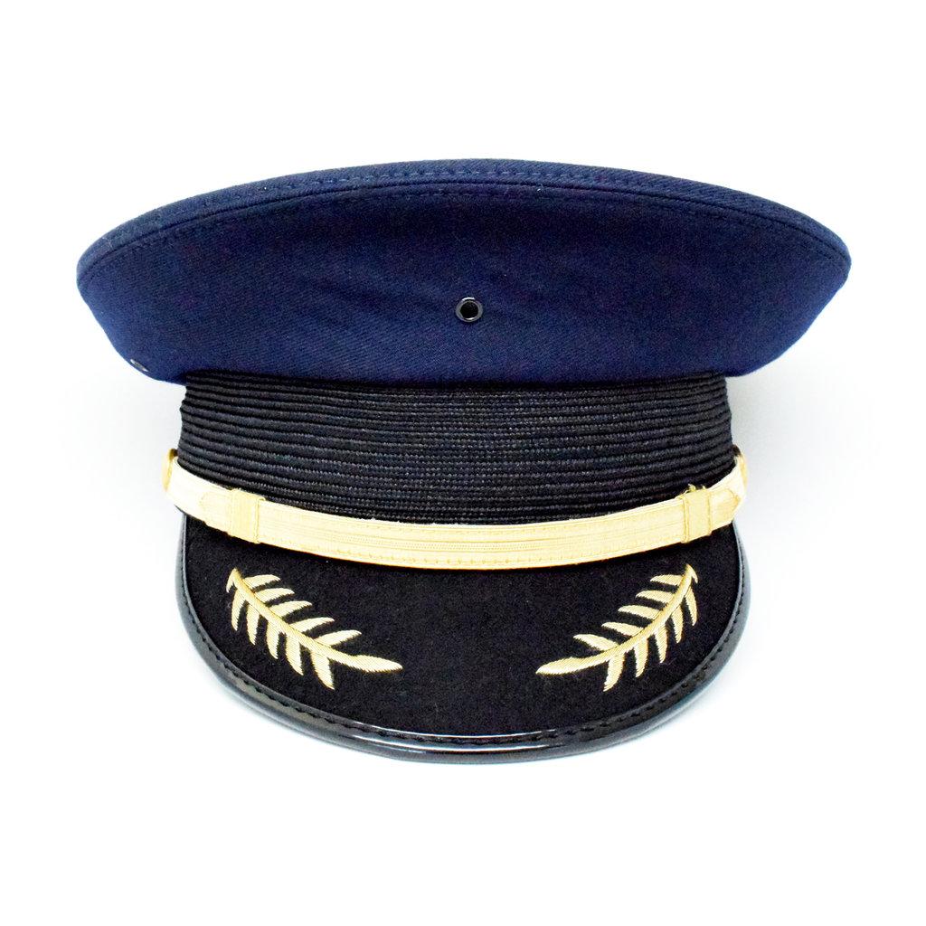 Captains Pilot Cap Adult