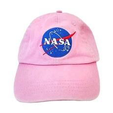 Nasa Hat Vintage Pink