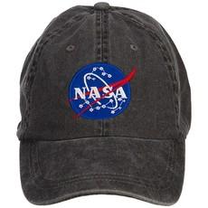 Nasa Hat Vintage Grey
