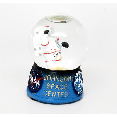 Apollo Snow Globe