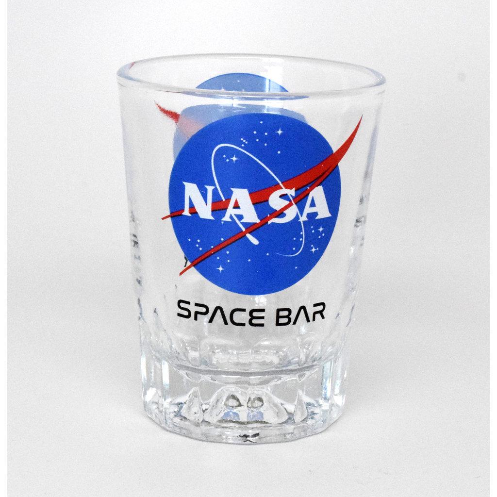 NASA Shot Glass