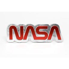 NASA Foil Worm Magnet