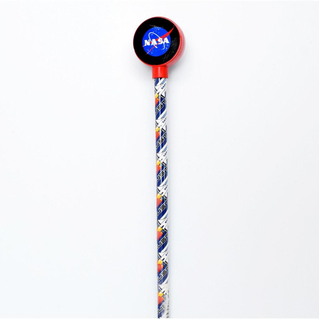 NASA Houston Topper Pencil