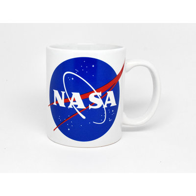 NASA Mug- White