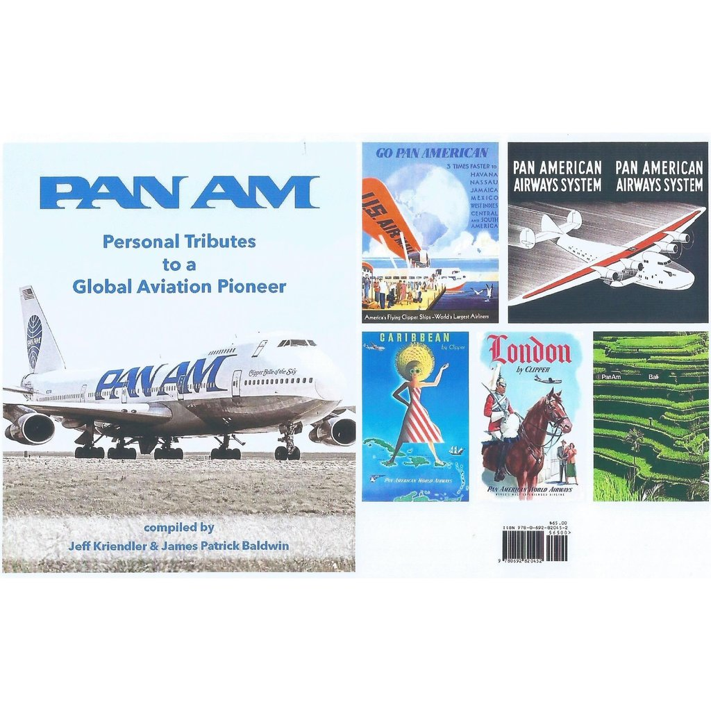 Pan Am The Book  Personal Tributes