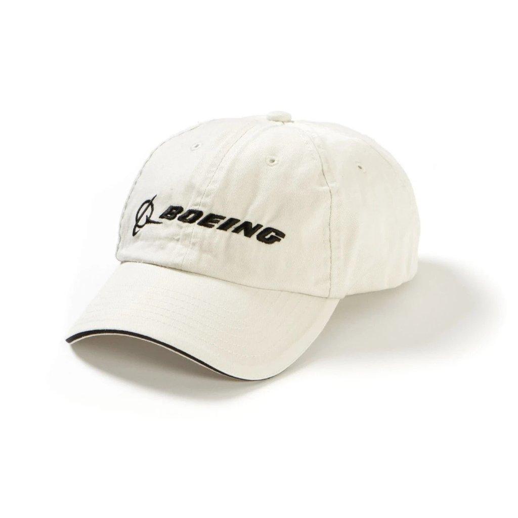 Boeing Chino Hat Stone