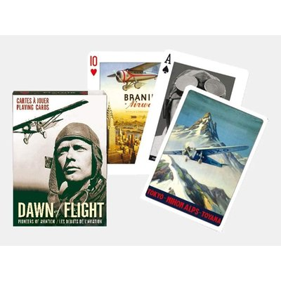 Dawn of Flight Playing Cards.-Disc