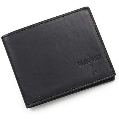 Boeing  Totem Bi-fold Wallet Black-Disc.