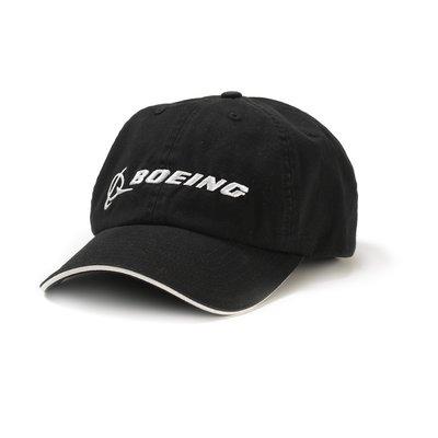 Boeing Chino Hat Black