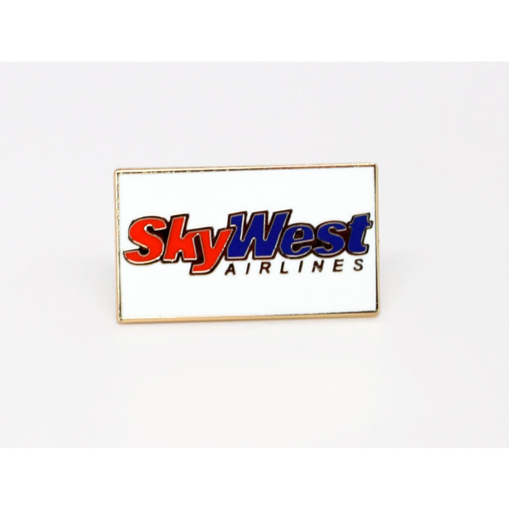 Skywest logo  Pin Collectors