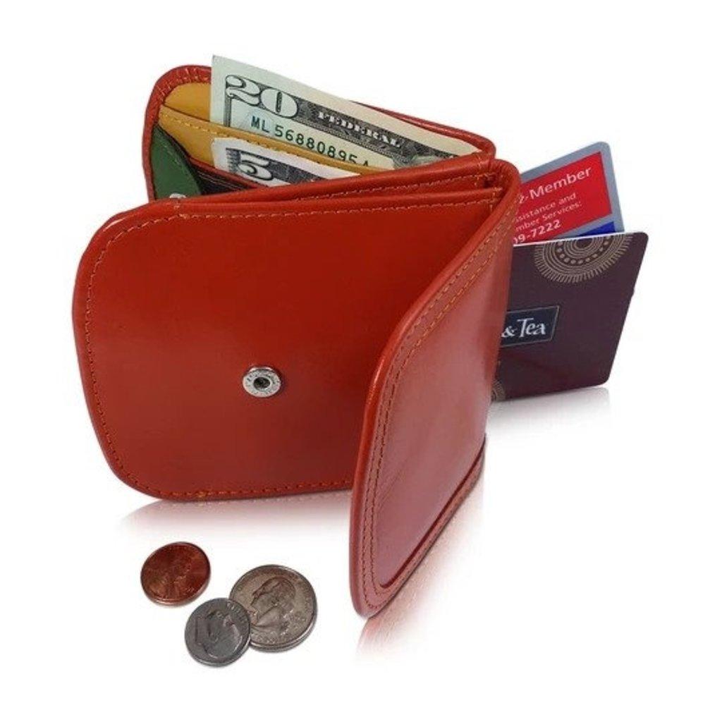 Taxi Wallet Tangelo