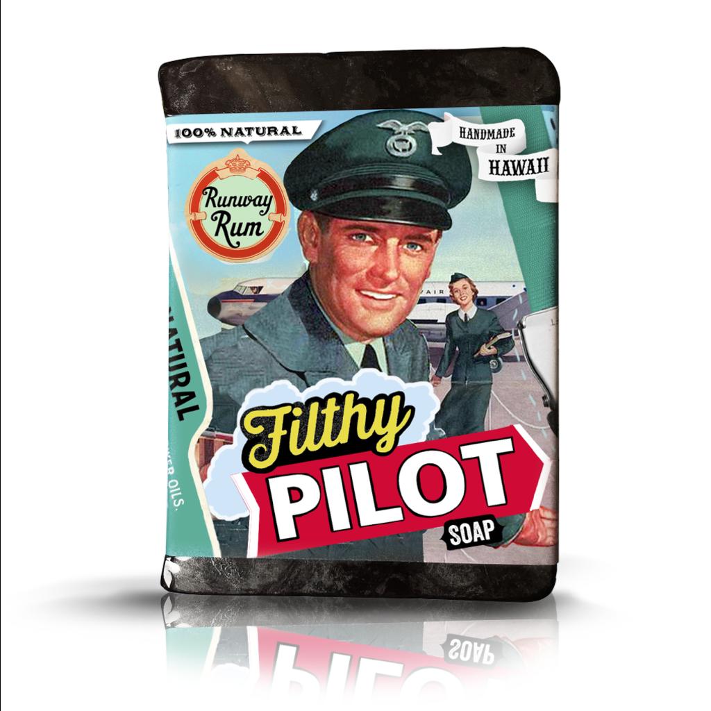 Filthy Pilot Soap-Large