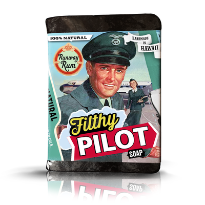 Filthy Pilot Soap-Large