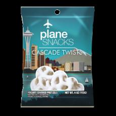 Plane Snacks Cascade Twists