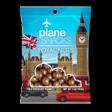 Plane Snacks Royal Nuts