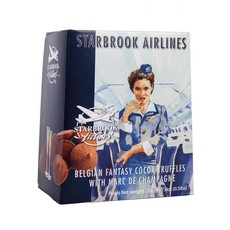 Starbrook Cocoa Dusted Truffles-Champagne