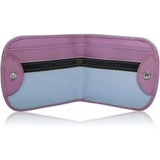 Taxi Wallet Canyon Pink Orchid