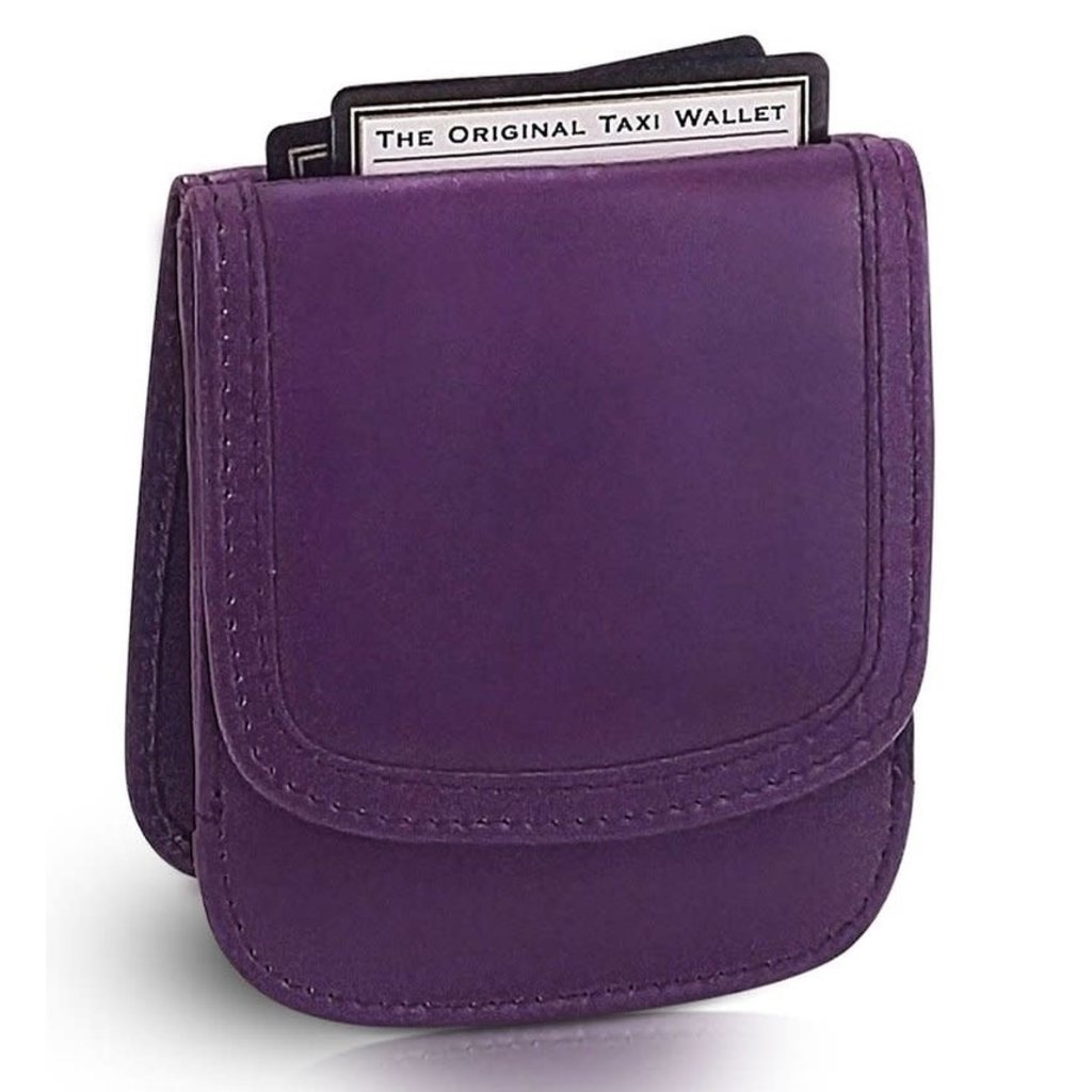 Taxi Wallet Monterey Purple