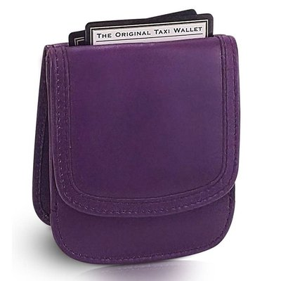 Taxi Wallet Monterey Purple