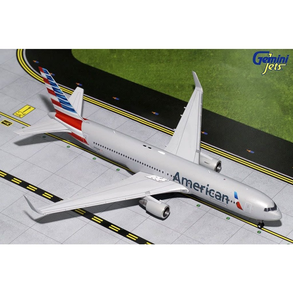 American Airlines 767-300W