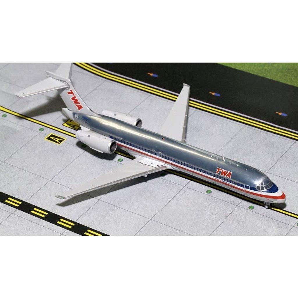 TWA/American 717 1/200
