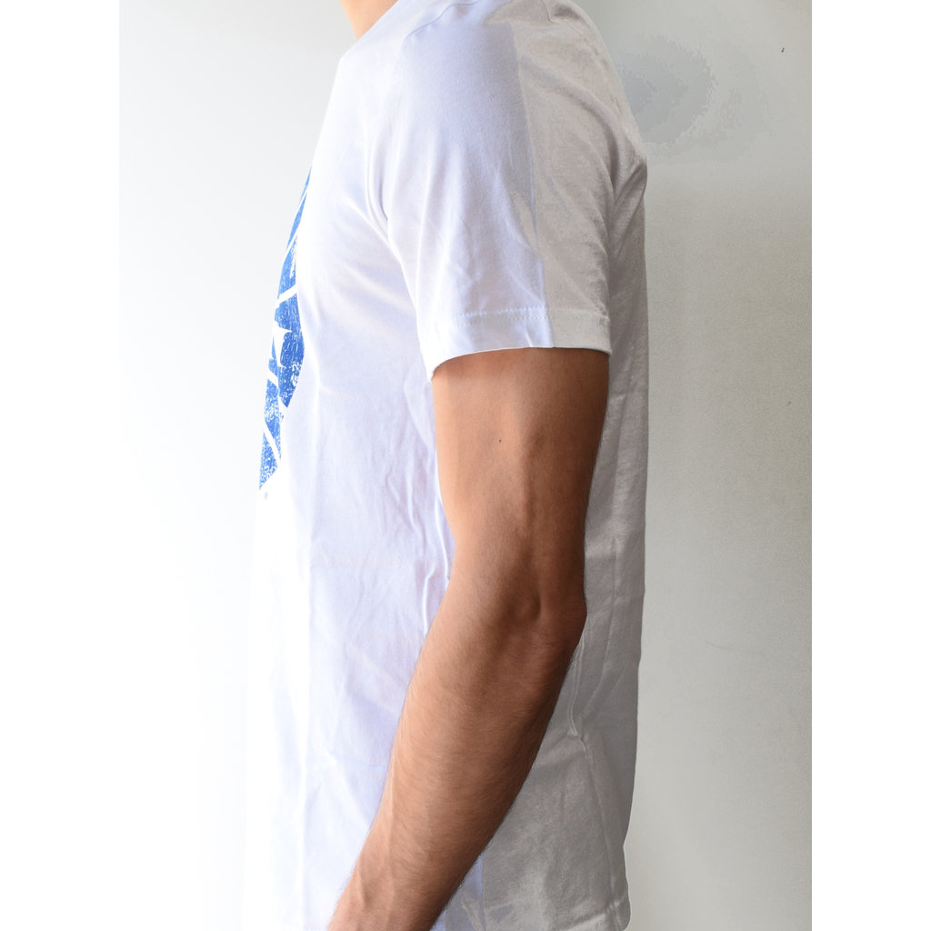 Pan Am Mens White Globe T-Shirt