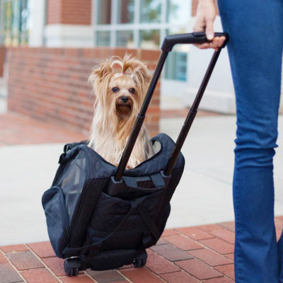 Roll Around Travel Dog Carrier