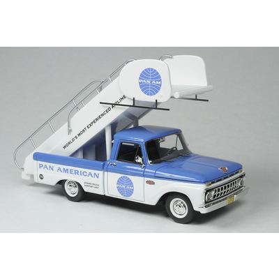 "1965 Ford F-100 ""Pan American"" Stairs Truck Unit LTD Edition"