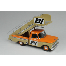1965 Ford F-100 Braniff  International Airport Stairs Truck
