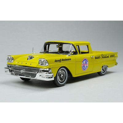 1953 Ford Ranchero Braniff LTD Edition