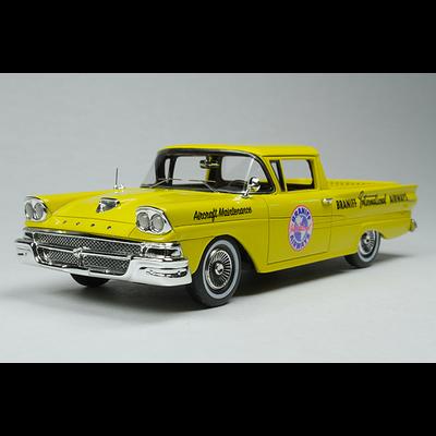 1953 Ford Ranchero Braniff LTD Edition