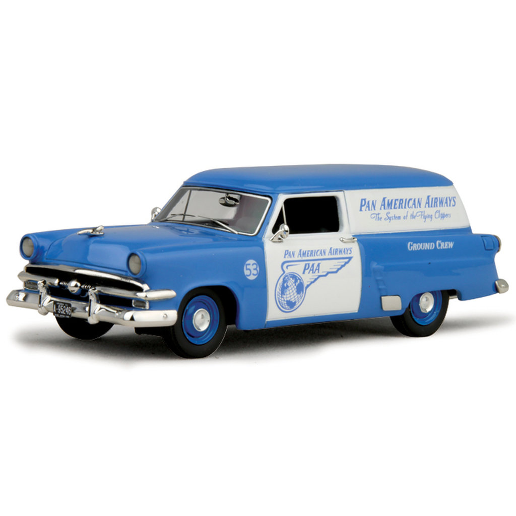 1953  Pan American Ford Courier LTD Edition