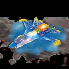Laser Pegs 6-1 Jet
