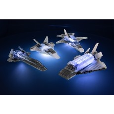 Laser Pegs 4-in-1 Aircraft