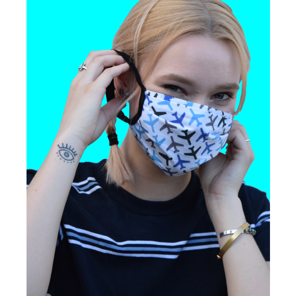 Plane Masks™ LISBON
