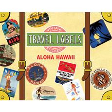Aloha Hawaii Luggage Labels