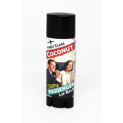 Filthy Passenger Coconut Lip Balm