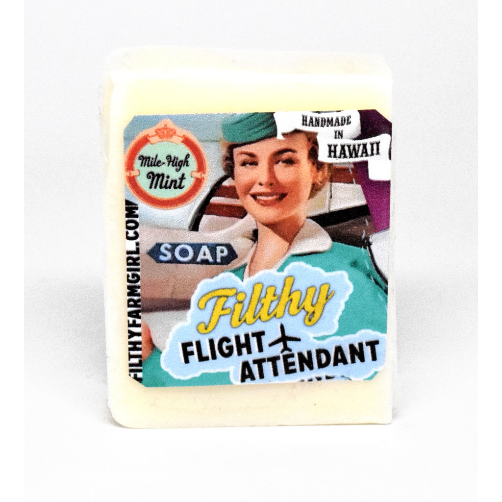 Filthy Flight Attendant Soap-Small