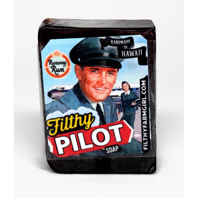 Filthy Pilot Soap-Small