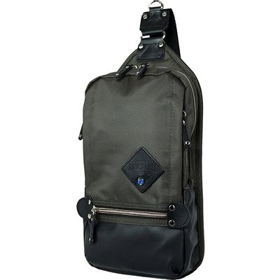 Sling Back Pack Ballistic- Black