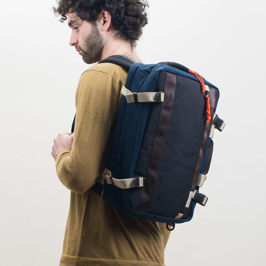 3 Way Traveller Pack - Navy