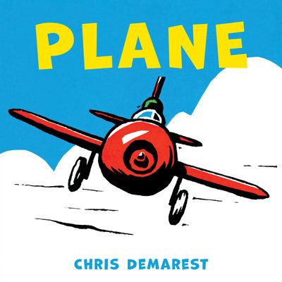 Plane (Board Book)