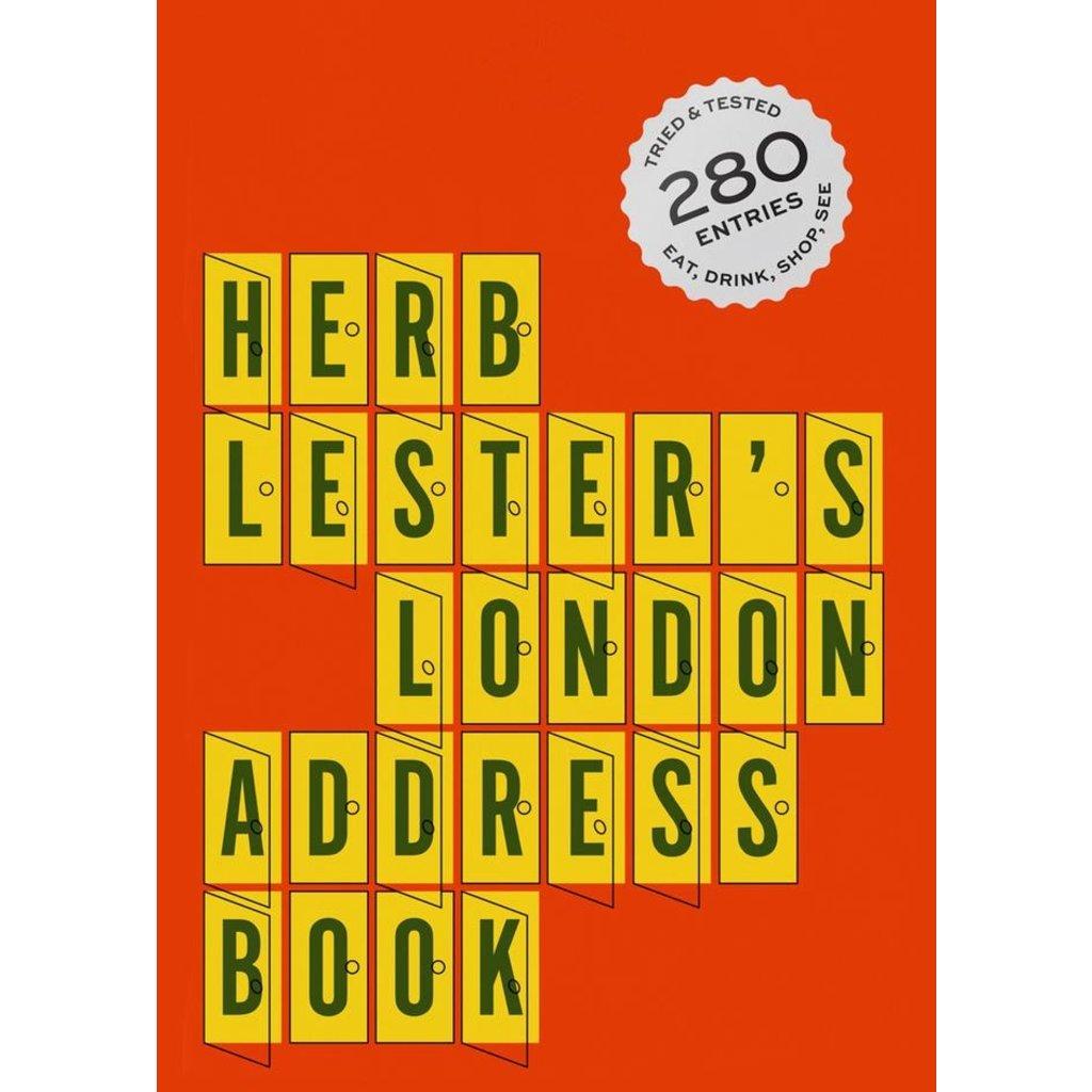 Herb Lester's London Address Book