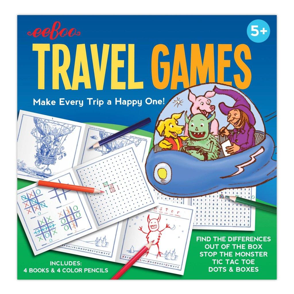 TRAVEL GAMES SET