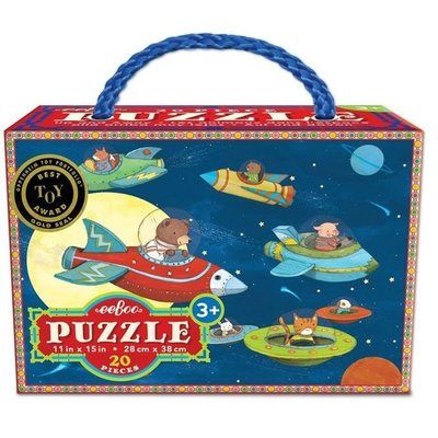 Up, Up and Away 20 Piece Puzzle-Disc.