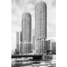 Concrete Chicago Map