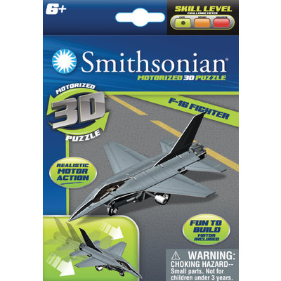 Smithsonian Motorized 3D-Puzzle - Flight