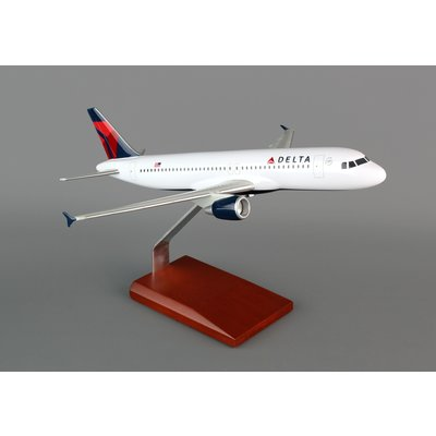 DELTA  A320 Executive Series  NEW LIVERY