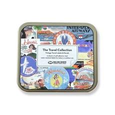 Travel Sticker Tin