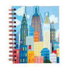 NYC Skyline! Layered Journal